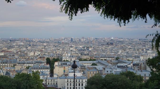 Paris ahhh!